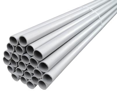 Rurka dystansowa PVC do szalunków
