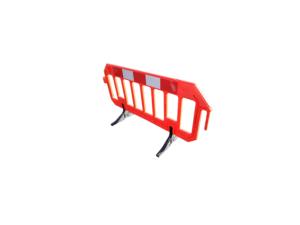 Bariera drogowa PVC U20